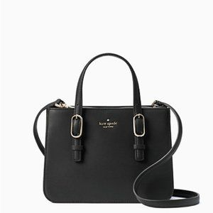 NWT KATE SPADE CONNIE SMALL TRIPLE GUSSET SATCHEL